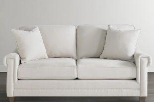 white sofa studio sofa; studio sofa ... KRZGGEL