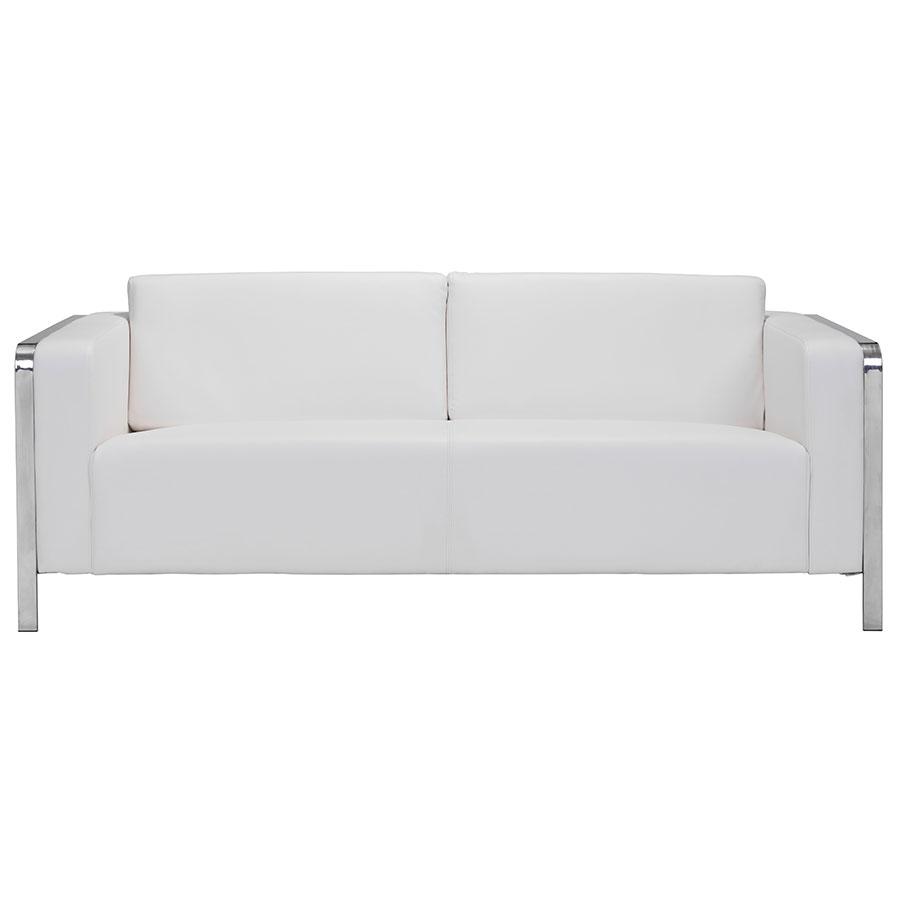 white sofa terzo white modern sofa · terzo white contemporary sofa ... ETMATXP