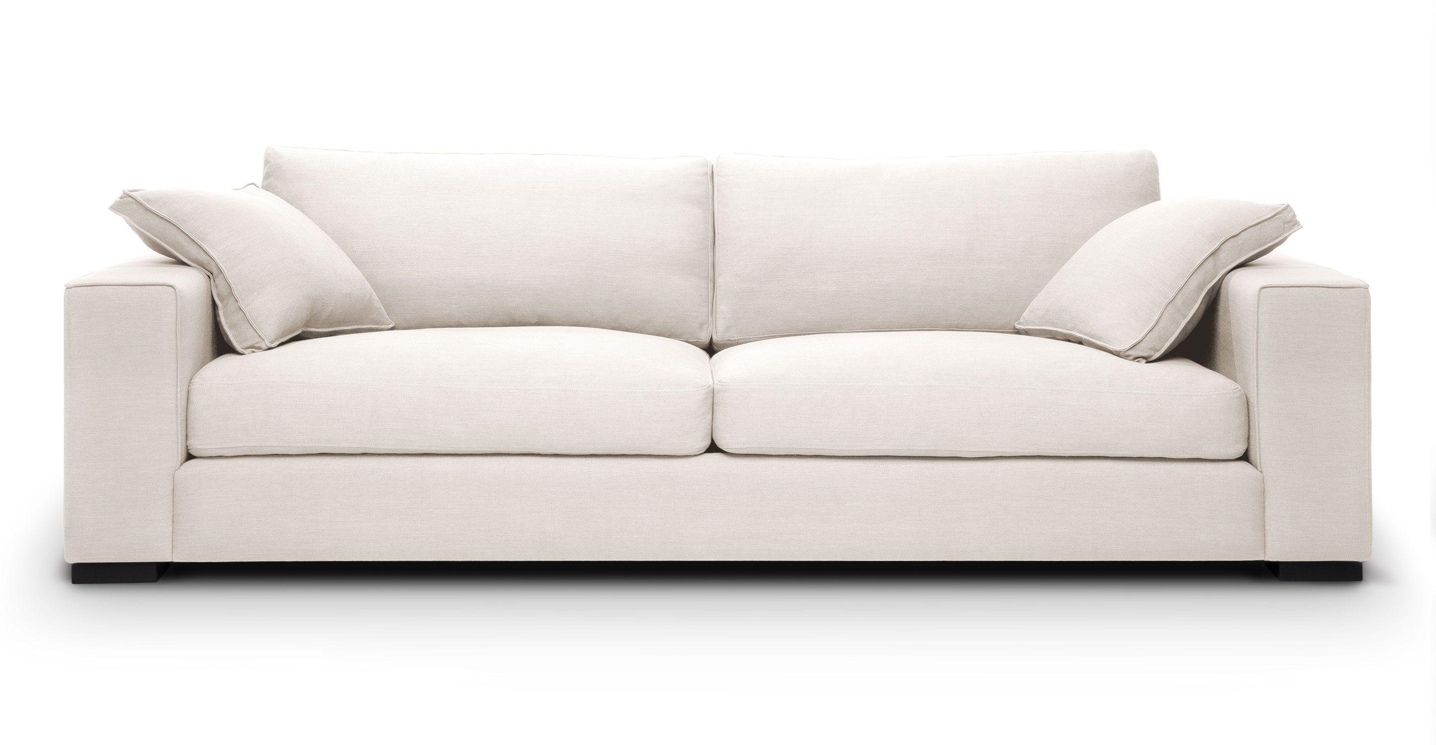 white sofas sitka quartz white sofa - sofas - article | modern, mid-century and TABRIRP