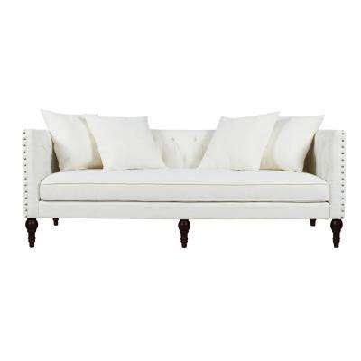 white sofas stanbury antique white sofa YITAZHW