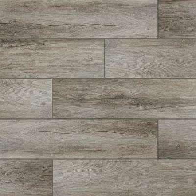 wood floor tiles shadow wood 6 in. x 24 in. porcelain floor and wall tile (14.55 AOYDXDV