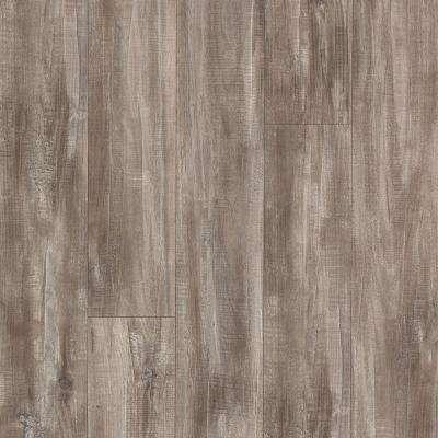 wood laminate flooring outlast+ seabrook walnut 10 mm thick x 5-1/4 in. wide x DROGIOV