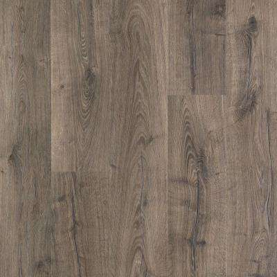 wood laminate flooring outlast+ vintage pewter oak 10 mm thick x 7-1/2 in. wide TNWMTOC