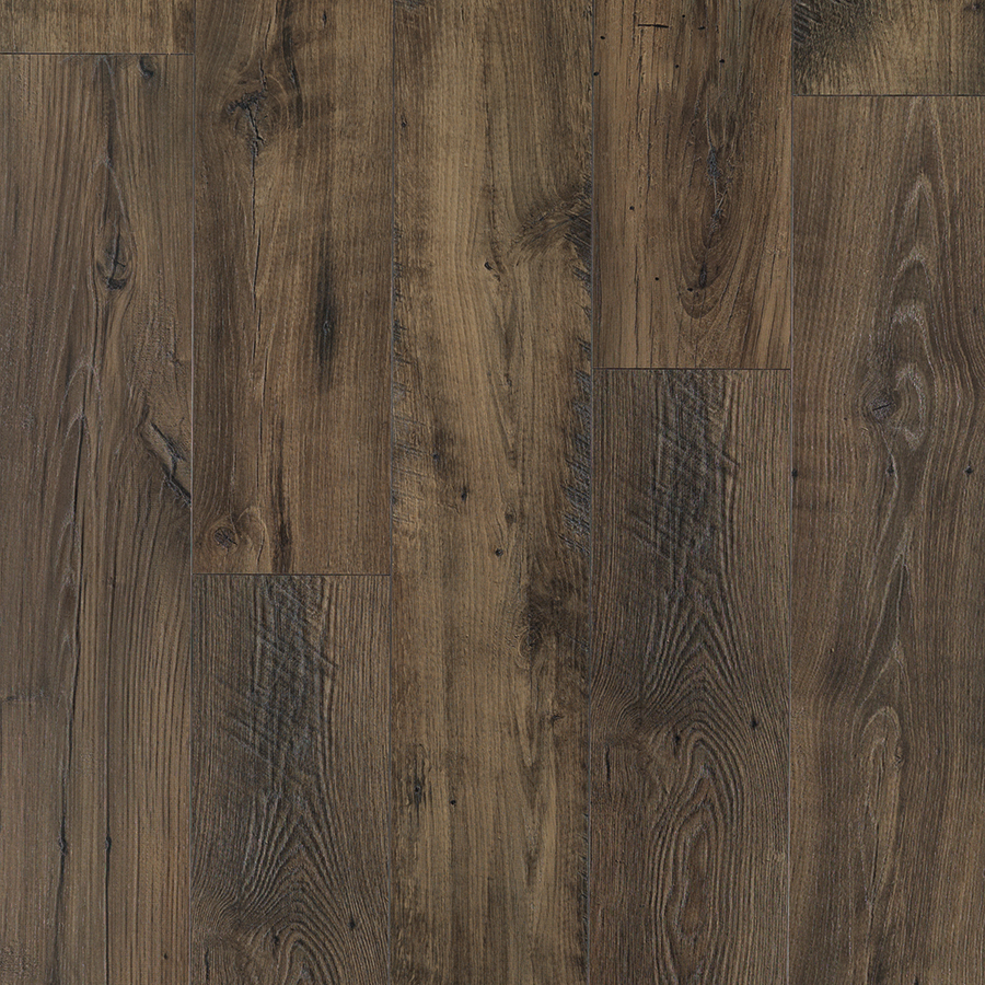 wood laminate flooring pergo max premier smoked chestnut 7.48-in w x 4.52-ft l embossed wood XMTWCYH