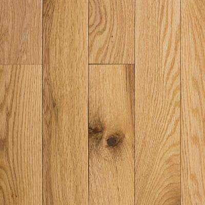 wood plank flooring red oak natural 3/4 in. thick x 3 in. wide x random LINDJQG