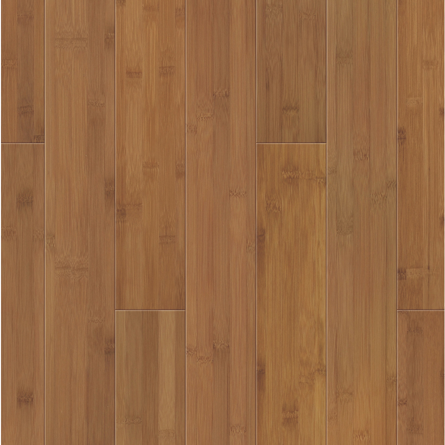 wooden flooring display product reviews for 3.78-in spice bamboo solid hardwood flooring  (23.8-sq OUHYOPH