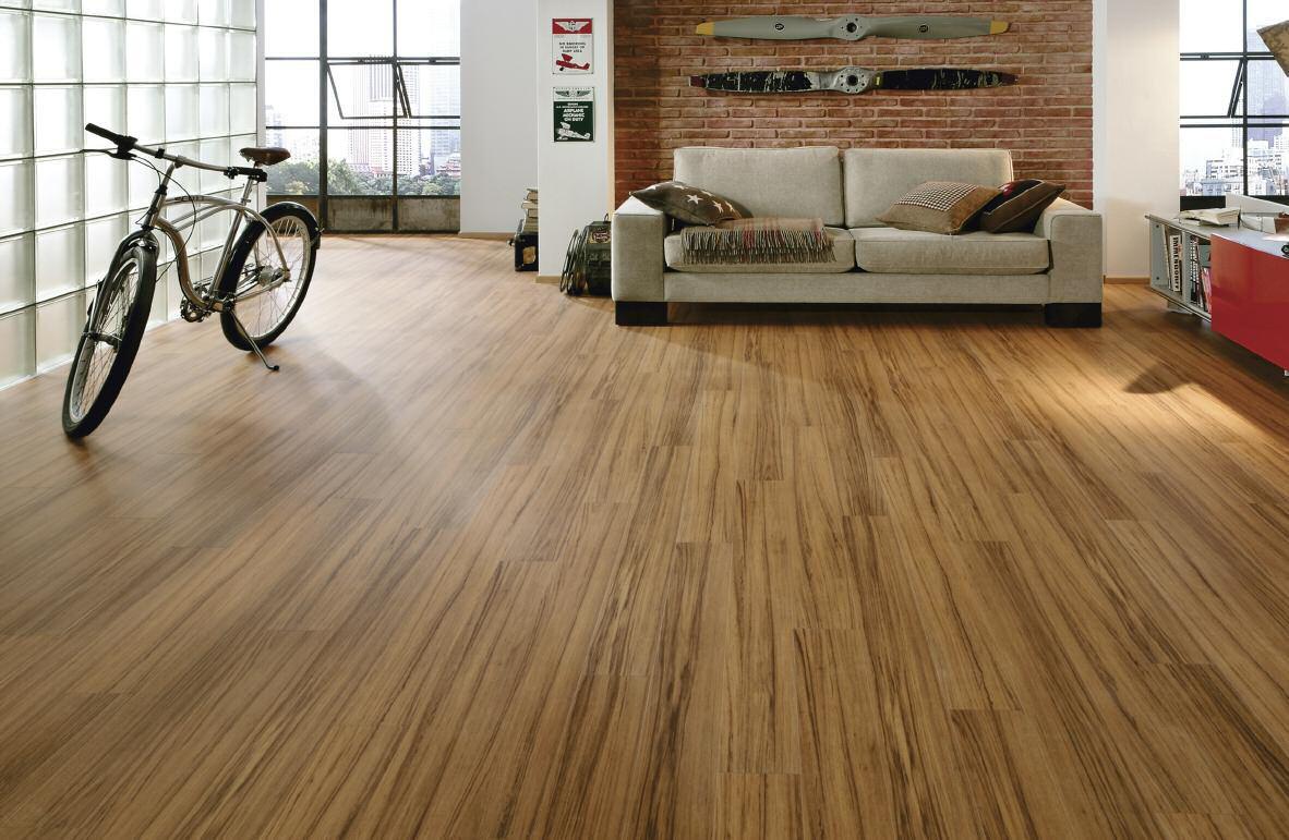 Tips for choosing wooden laminate flooring