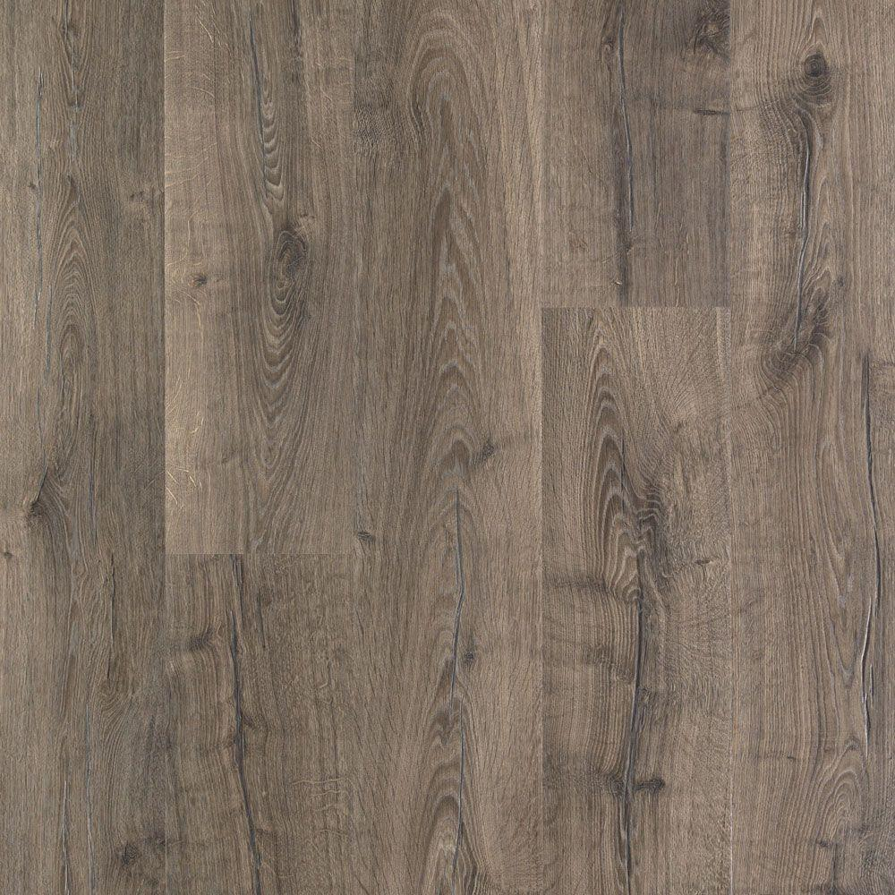 wooden laminate flooring pergo outlast+ vintage pewter oak 10 mm thick x 7-1/2 in. DVCIZRF
