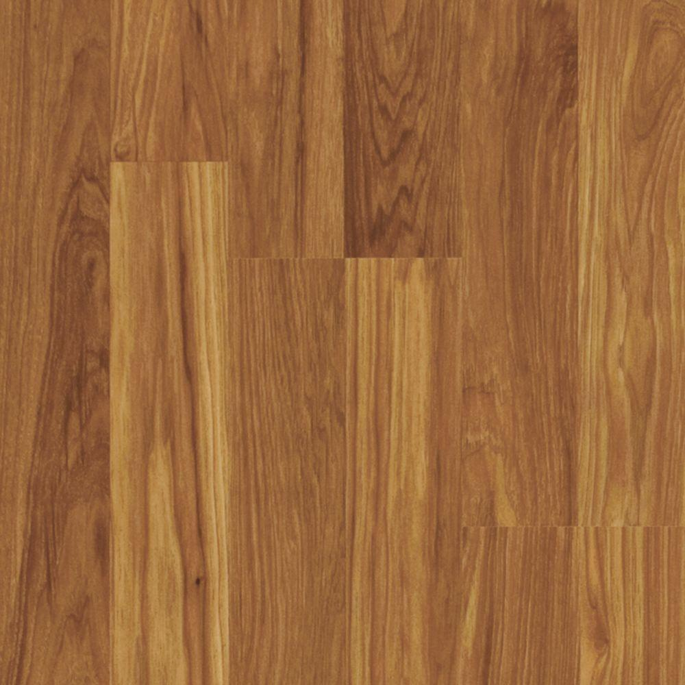 wooden laminate flooring xp asheville hickory 10 mm thick x 7-5/8 in. wide x KTHPXID