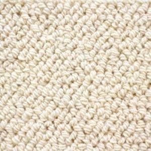 Wool carpet astor place - ivory POMOJGA