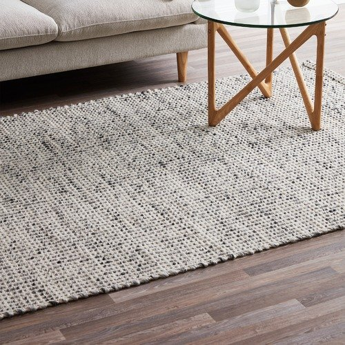 wool rugs network rugs carlos felted wool rug grey natural XMDFIED