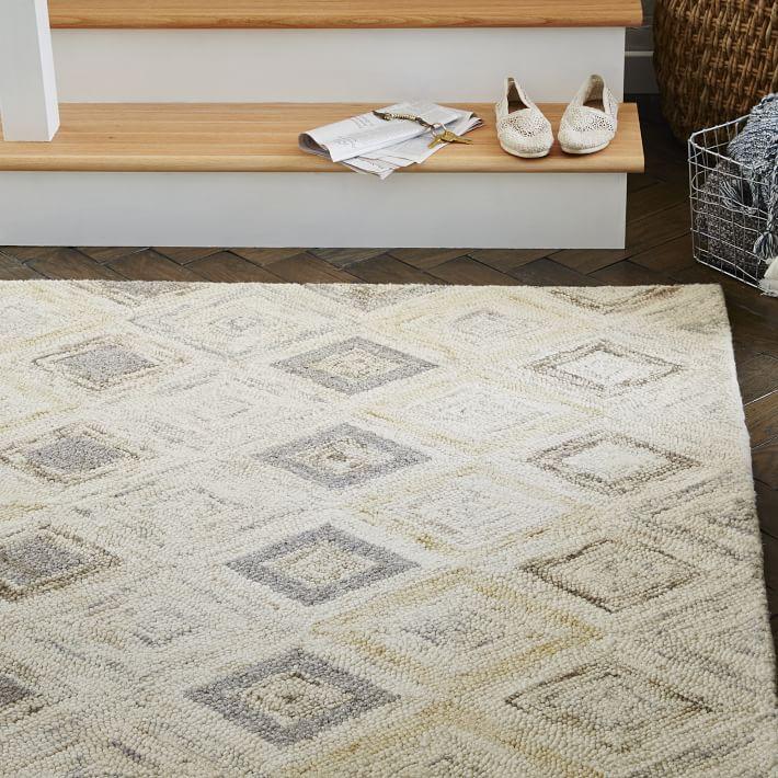 Importance of modern wool rugs