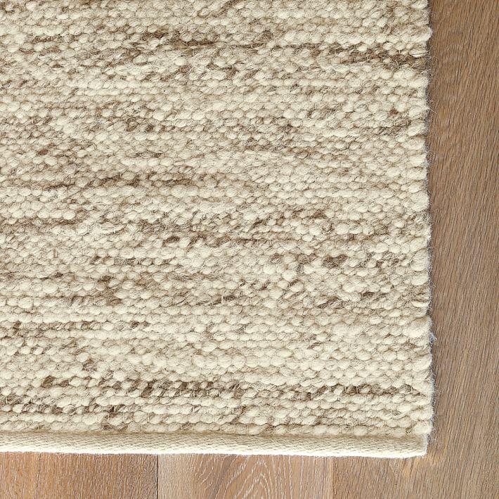 wool rugs sweater wool rug oatmeal west elm with regard to area rugs plan 6 HXQZSSF