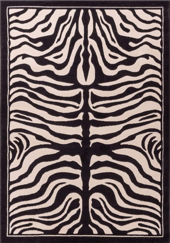 zebra rug amazon.com: zebra print rug contemporary area rugs 5x8 zebra rugs large 5x7 zebra UPVBZCY