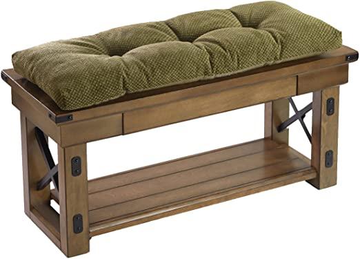 Amazon.com: Klear Vu Rembrandt The Gripper Textured Bench Cushion .