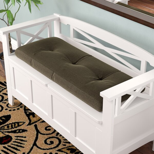 Andover Mills Padded Indoor Bench Cushion & Reviews | Wayfa