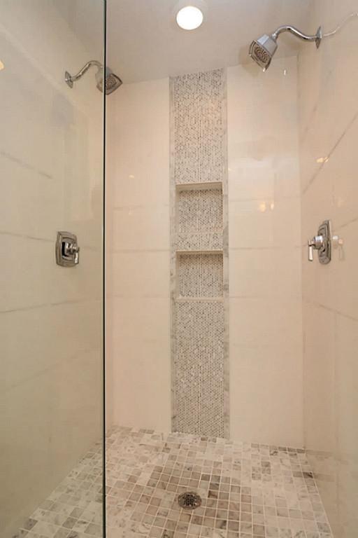 vertical shower accent tile ideas - Google Search | Shower accent .
