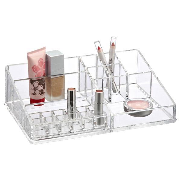 Acrylic Makeup Organizer - Large Acrylic Makeup Organizer | The .