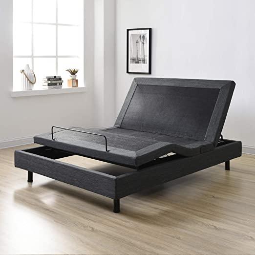 Amazon.com: Classic Brands Comfort Posture+ Adjustable Bed Base .