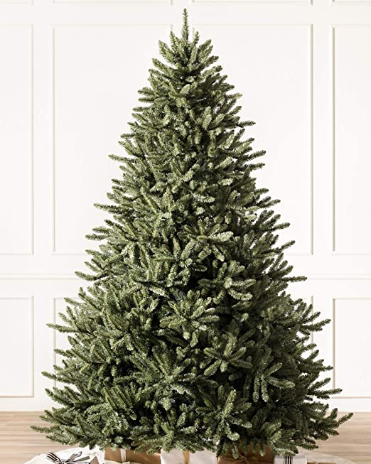 Amazon.com: 6.5' Balsam Hill Blue Spruce Artificial Christmas Tree .