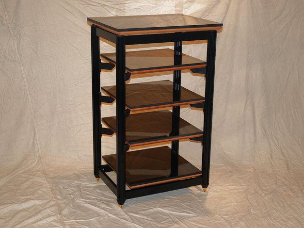 Adona Corporation Eris 5C 5-shelf audio isolation rack | Cabinets .