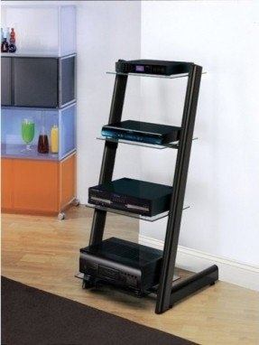 Amazing Stereo Stand & Rack for Sale - Ideas on Fot