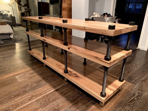 Custom Reference Audio Racks | Cabinets, Racks & Stands | Reseda .