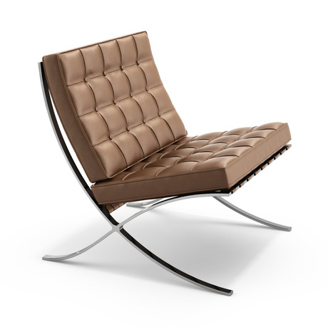 Knoll Barcelona Chair - 2Mode