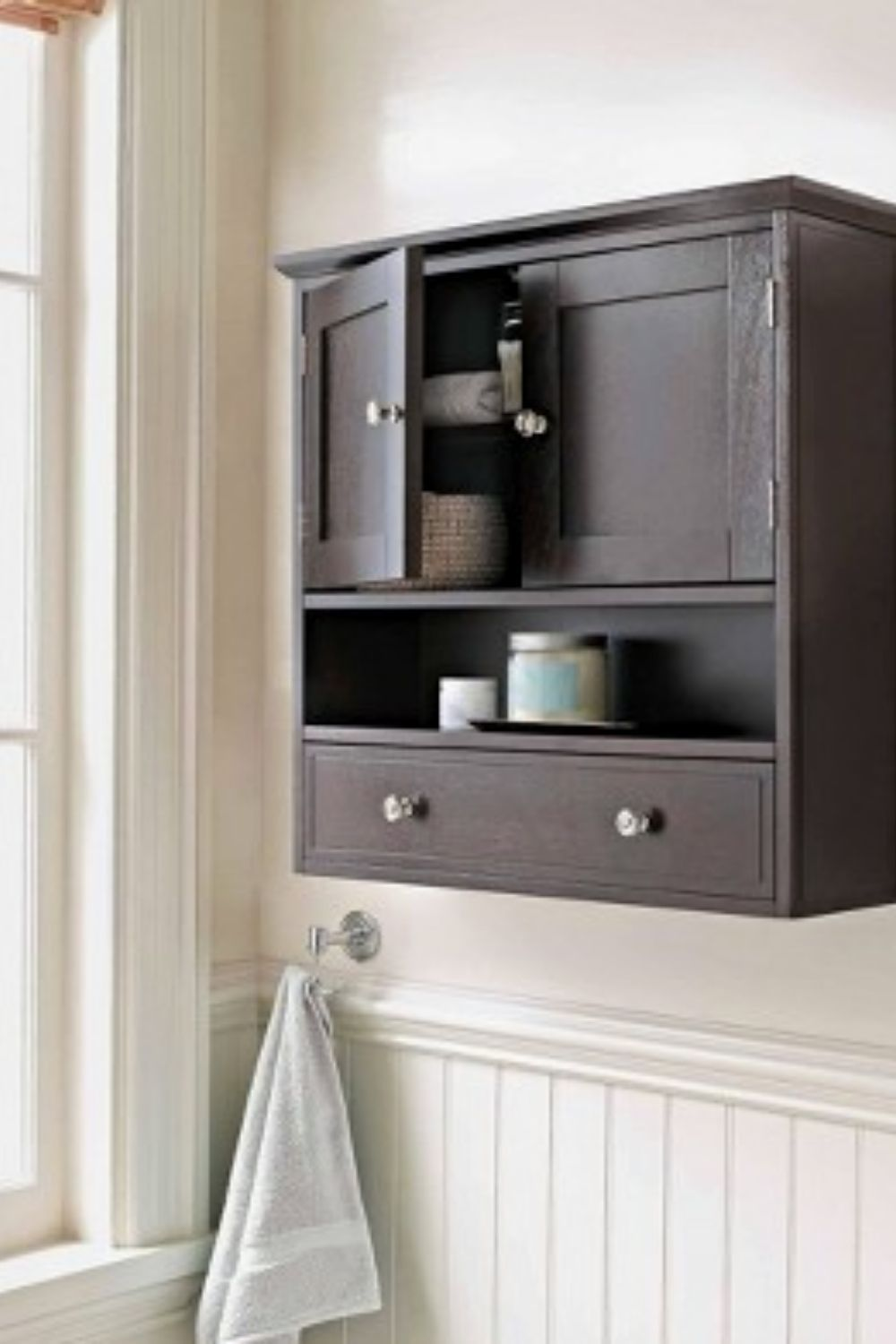 Bathroom Cabinets And Shelving