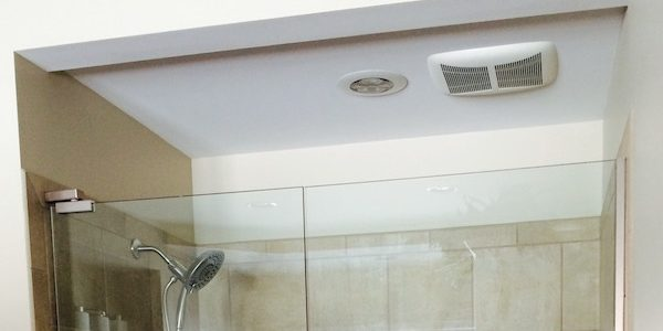 Bathroom Fan Replacement & Installation -- DIY Gui