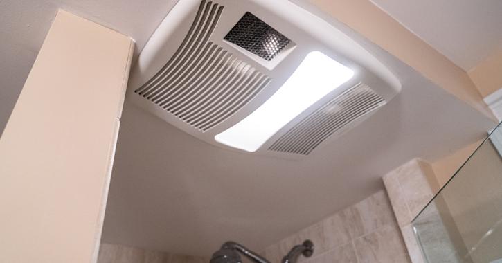 Should I Install a Bathroom Heater, Fan & Light Comb