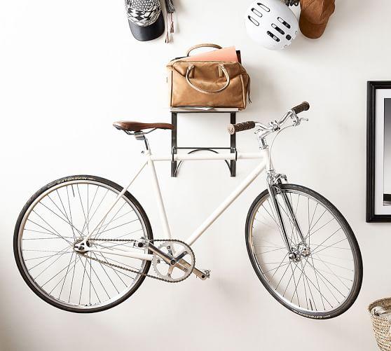 Wall-Mounted Bike Rack | Pottery Ba
