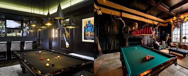 Top 80 Best Billiards Room Ideas - Pool Table Interior Desig