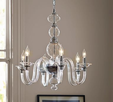 Blown Glass Chandelier | Blown glass chandelier, Glass chandelier .