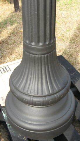 traditional design cast aluminum street lamp model A-3608