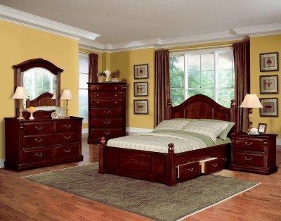 Dark wood furniture beach decor | Dark Cherry Furniture | Wood .