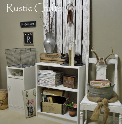 How To Create A Chic Office Space - Rustic Crafts & Chic Decor .