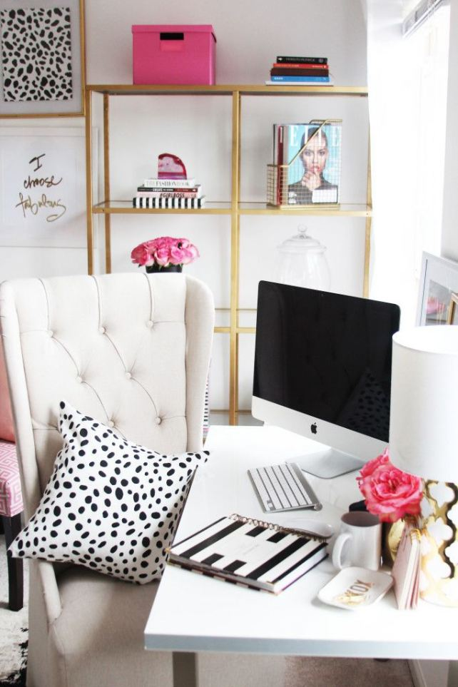 Chic Office Decor