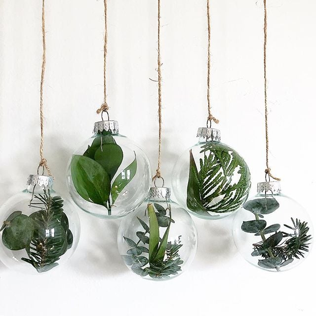 Unique DIY Christmas Ornaments | POPSUGAR Smart Livi