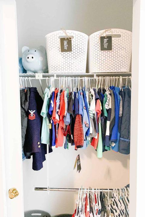 30 Closet Organization Ideas - Best DIY Closet Organize