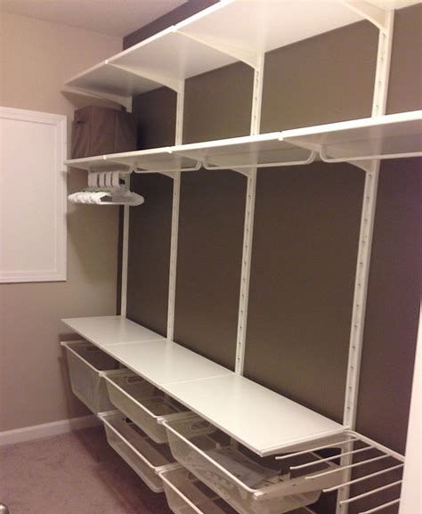 Closet systems have swamped the marketplace in the past couple of .