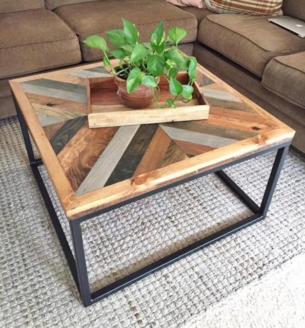 DIY Coffee Table Ideas For The Budget-Conscious Decorator | Coffee .