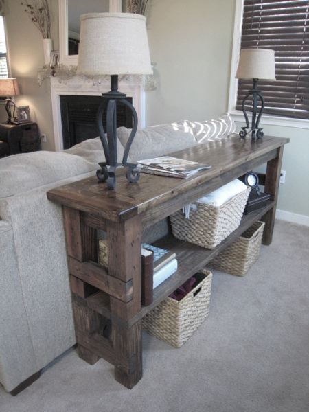 Furniture For Sale: Sofa Table, Console Table, Couch, etc. « Tommy .