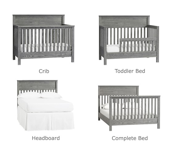 Convertible Cribs 4-in-1