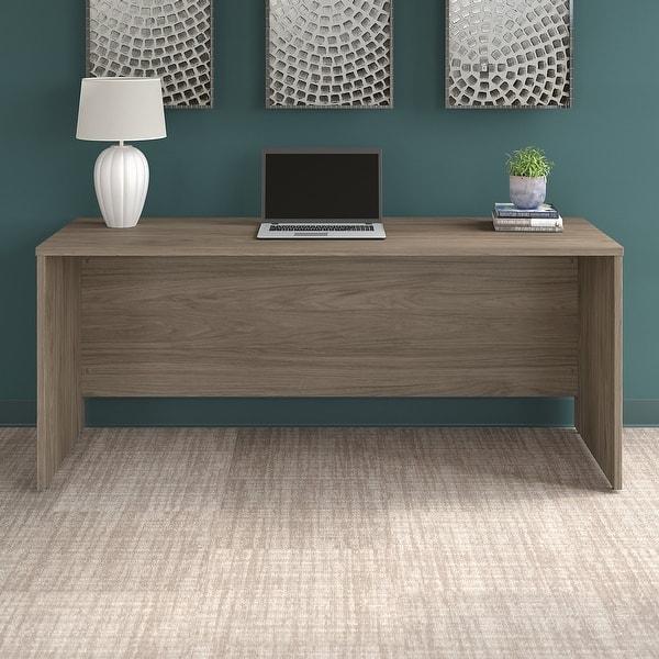 Shop Office 500 72W x 24D Credenza Desk by Bush Business Furniture .
