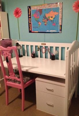 Ideas To Repurpose & Upcycle Used Baby Cribs | Old cribs, Cribs .