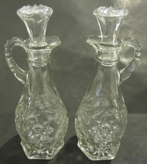 Glass Oil And Vinegar Cruet - Ideas on Fot
