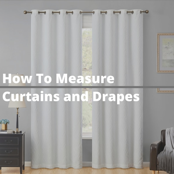 How to Measure for Curtains and Drapes - Home Linen Collections HLC.