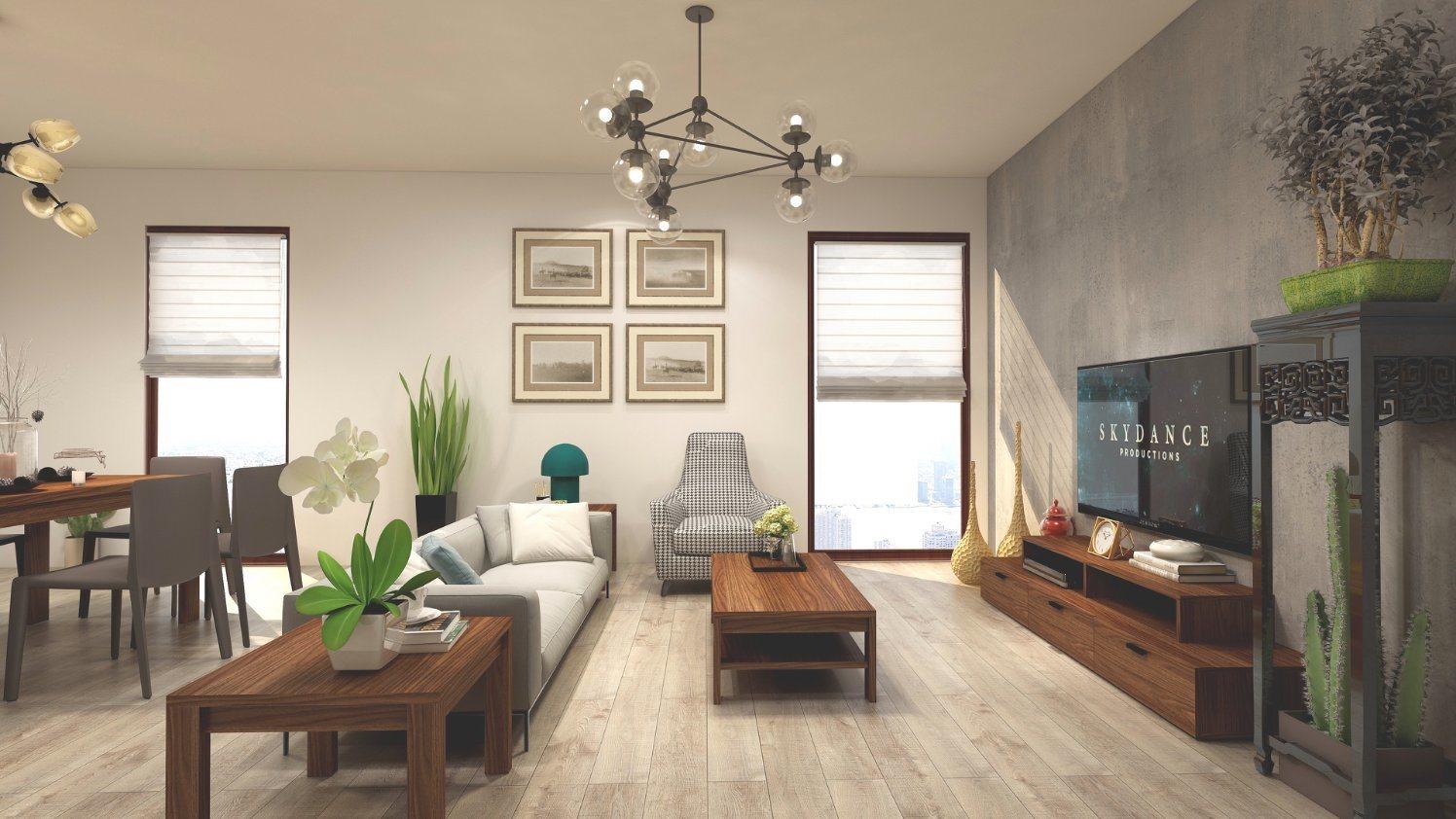 Dark Walnut Furniture