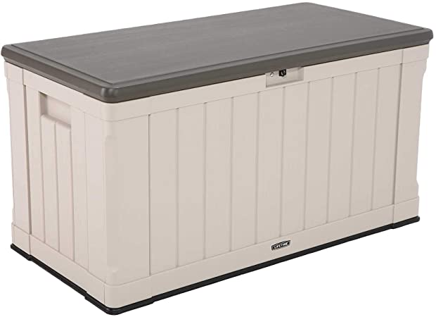Amazon.com : Lifetime 60186 Heavy-Duty Outdoor Storage Deck Box .